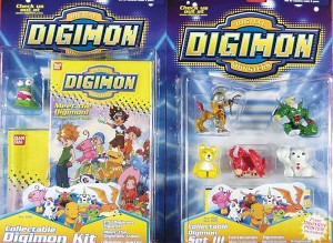 <span class='credit'>Photo Courtesy of MCT Campus</span><span class='description'>Digimon: Japanese animation crosses over into many forms, including these Digimon cards and toys.</span>