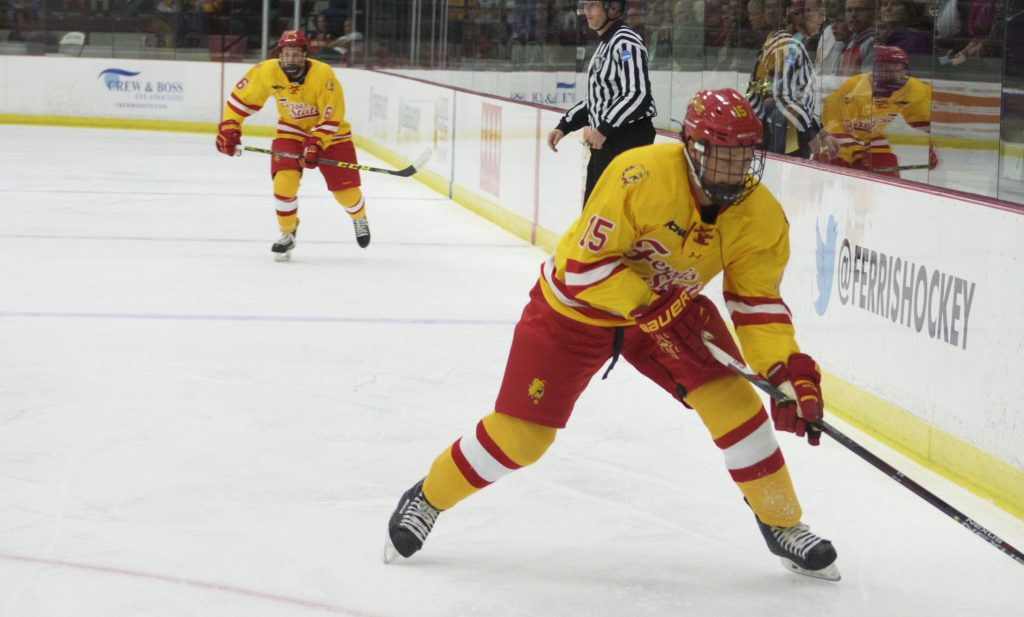 The Bulldogs picked up their first win in regulation on Saturday after topping the Mavericks 4-3.